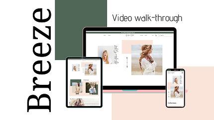Video walk through - Breeze