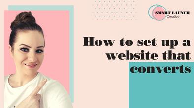DIY your dream website - part 2