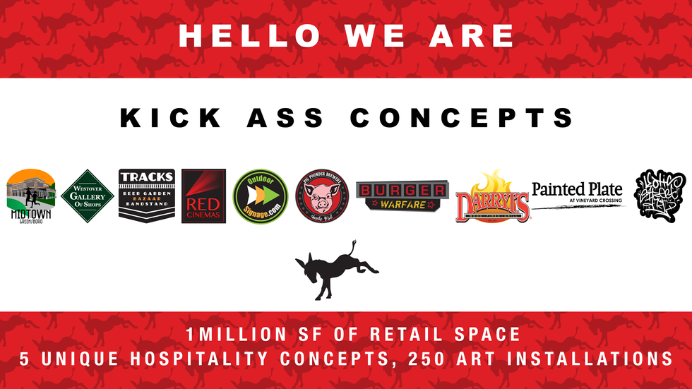 Kick Ass Concepts Rebranding