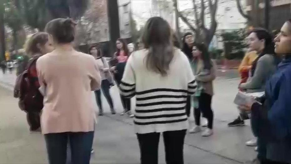 Las Caminantes