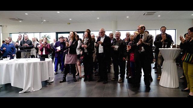 Performance et exposition de Fabien Verschaere chez BMW-MINI Chartres