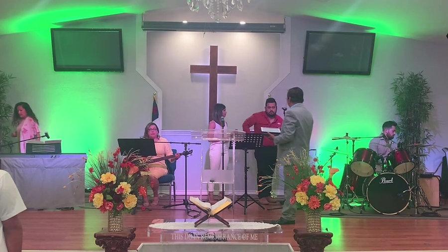 Sunday Service Livestreams