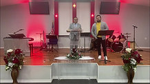 12.27.2020 Worship Service