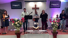 4.18.2021 Worship Service