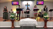 1.3.2021 Worship Service