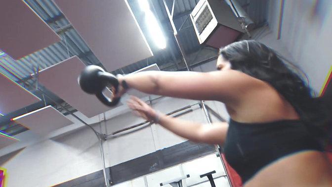 LMTLSS Media   Mia Motivational Fitness Video
