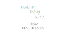 Healthy Carbs