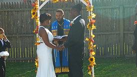 Brians First Wedding