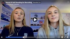 Secret Of Self Branding for Recruiting