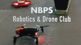 NBP Drone & Robotic competition
