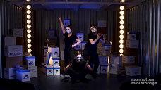 """Super Storage"" Featuring Broken Box Mime Theatre"