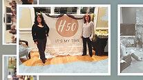 Hello50 Pre-Launch Parties!