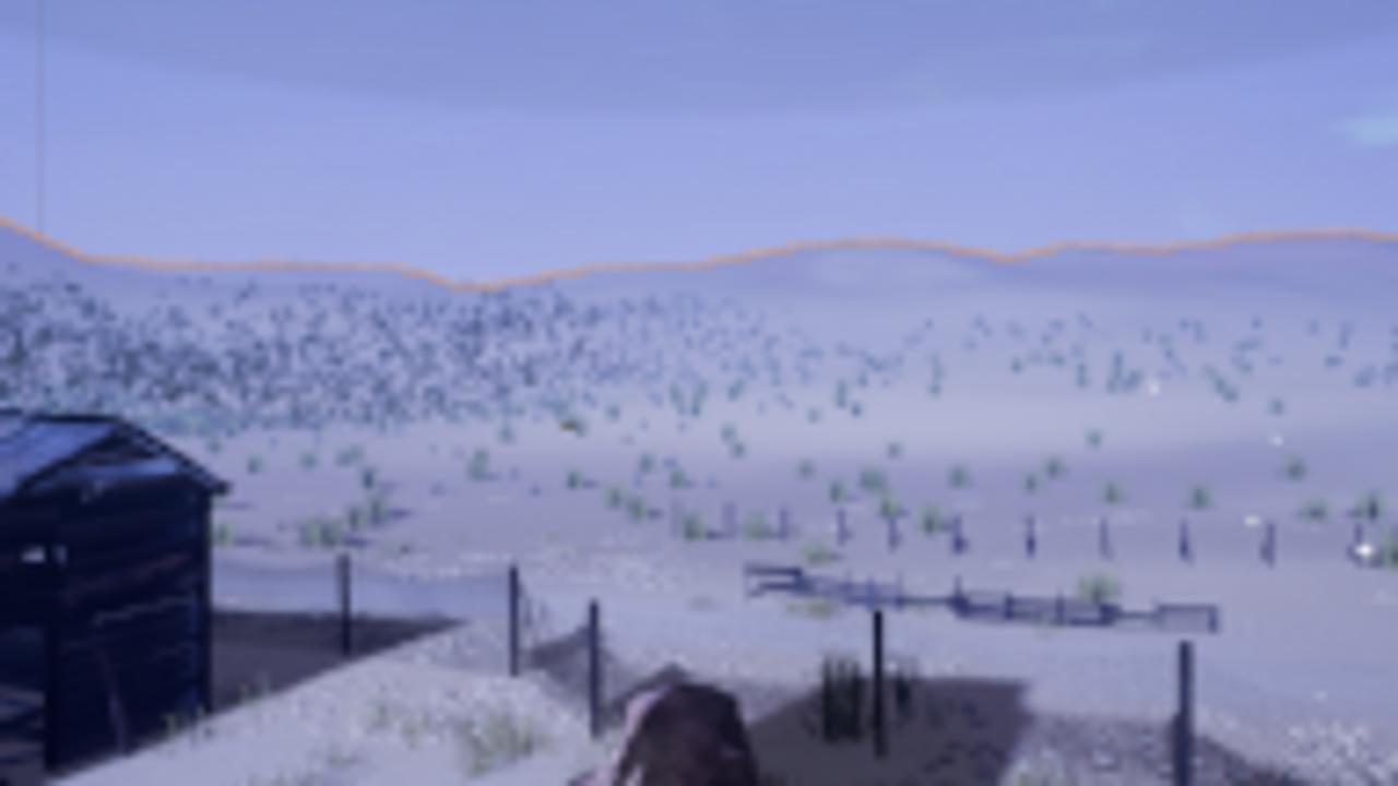 Surreal Desert