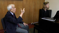 90 Year Old Piano Professor
