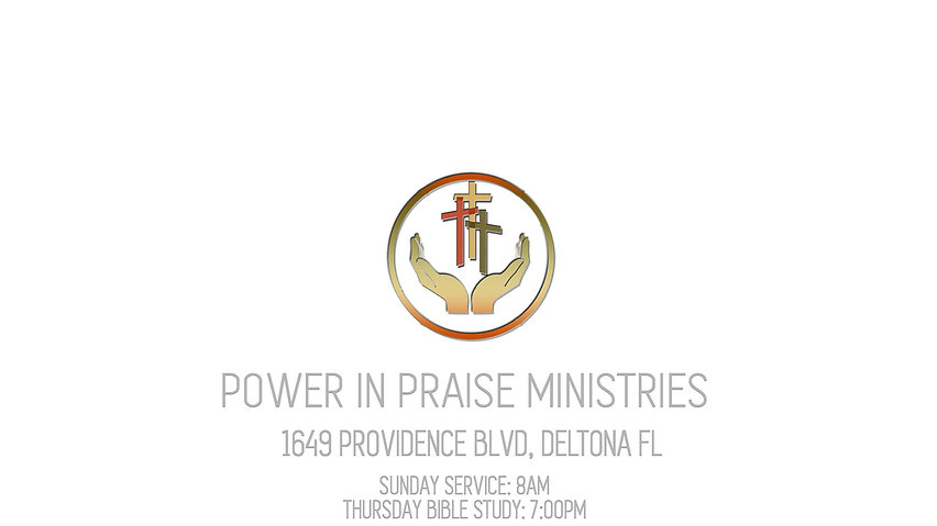 Power In Praise Ministries Deltona FL