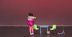 Charlotte Lau, Stage