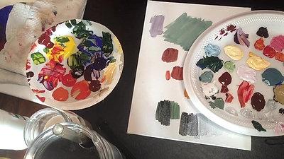 Color Wheel & Mix - Part 2