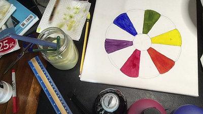 Color Wheel & Mix - Part 1