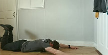 Floor Pullups