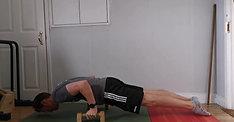 Bent arm Planche