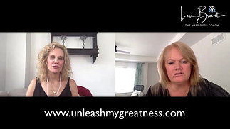 Lori Brant's interview with Odette Peek