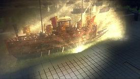 The Memorial Park of Admiral Yi Sunsin Lighting Design & Multimedia Show-HD