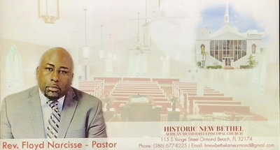 THE BEST IS YET TO COME -Rev. Floyd Narcisse - 10/11/2020