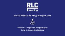 5 - Conceitos Básicos de Programação