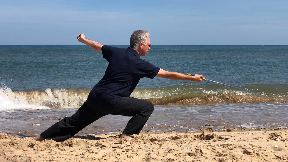 Tai Chi on Scolt Head & Benefits 2
