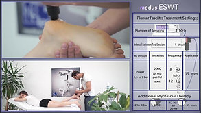 MODUS Touch - Shock Wave Therapy Device