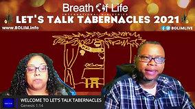 BOLIM 092621 Let's Talk Tabernacles