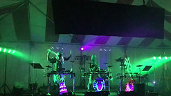 Alien Dance Band Behind the Door