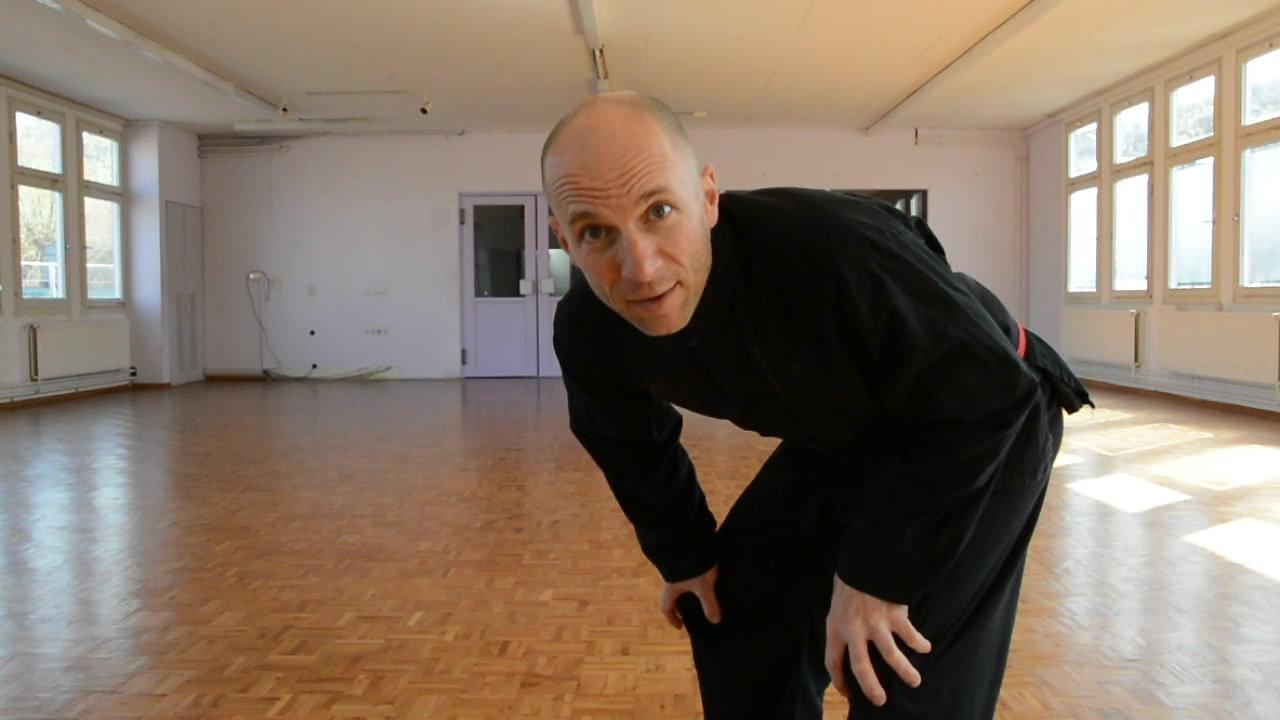 Kung Fu mit Christoph Prockl