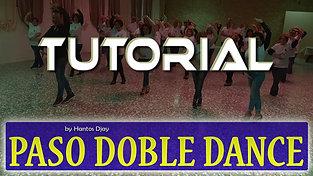 PASO DOBLE DANCE