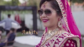 Ankita Kapil - Wedding Trailer