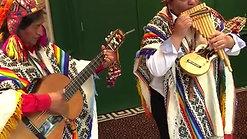 Peruaanse avond! muzikanten