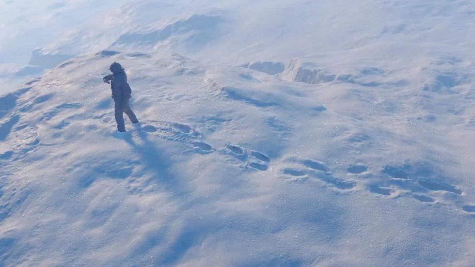 Snow environment test