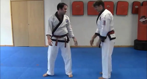 Side Self Defence #1 & #2