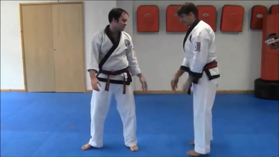 Side Self Defence