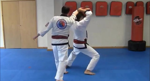 2 onto 2 Self-Defence