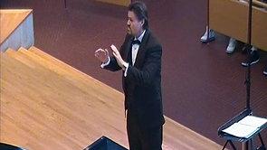 Bruckner - Christus factus est with ASU Symphonic Chorale