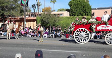 Judy Taylor Rose Bowl  Parade