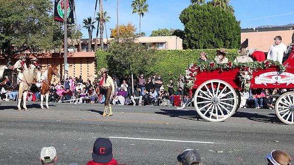 Judy Taylor Rose Bowl  Parade