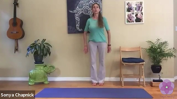 YogaGently - Build strength at your own pace
