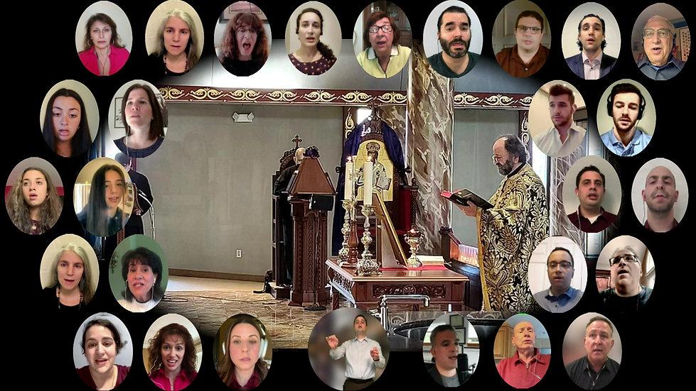 The St John Parish Virtual Choir Easter 2021