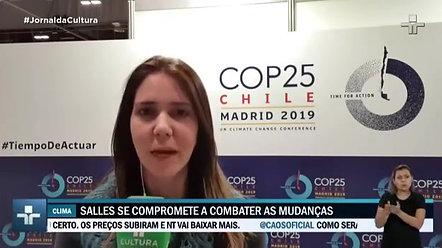 Cobertura COP-25 - 10/12/2019