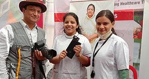 Aaroogya research and public health fellow 2020: Dr. Varsha