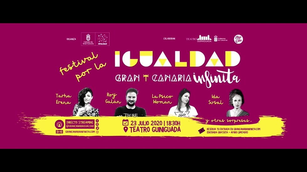 Festival por la Igualdad | Gran Canaria