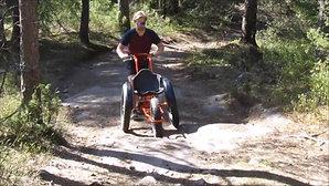 AL-trac med fatbikehjul