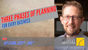 The Three Phases of Planning for Every Business